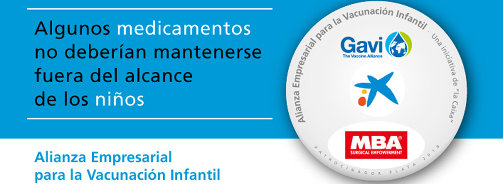 """MBA Surgical Empowerment Se Une A La Alianza Para La Vacunación Infantil De La  Obra Social """"La Caixa"""""""