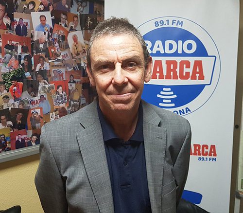 Lesiones deportivas de columna lumbar: entrevista al Dr. Enrique Cruz