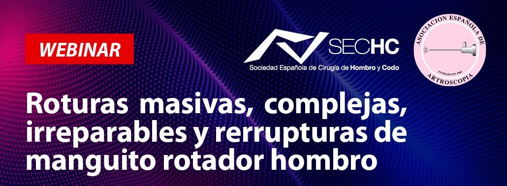 Roturas Masivas, Complejas, Irreparables Y Rerrupturas Del Manguito Rotador