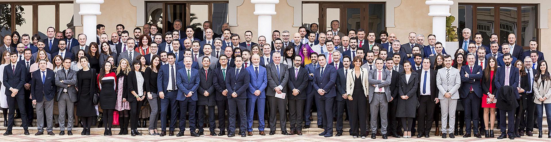Foto de equipo MBA